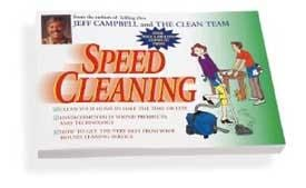 Jeff Campbell's Speed Cleaning