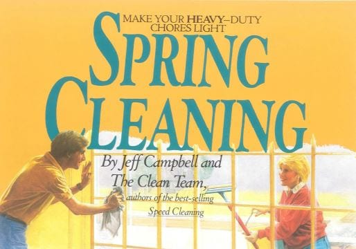 Jeff Campbell's Spring Cleaning